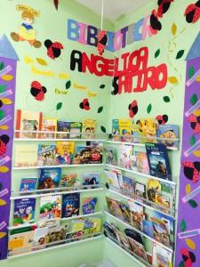 biblioteca angelica sátiro