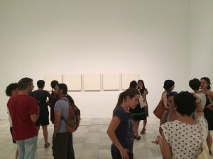 reina sofiadialogo minimalismo