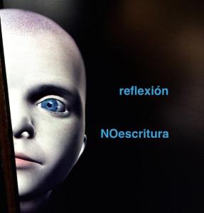 oscar reflexión y no escritura