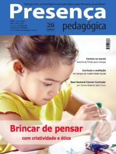 presença pedagógica dez2015brincar de pensar portada